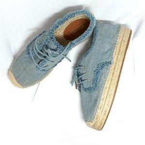 Michael Kors Denim Shoes